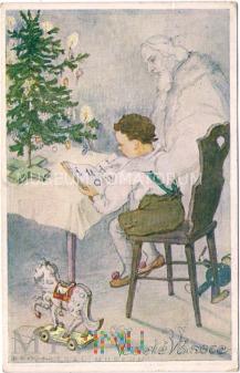Wesołych Świąt - 1956