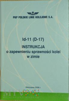 2006 - Id11 (D17) Instr. o zapew. spraw. w zimie