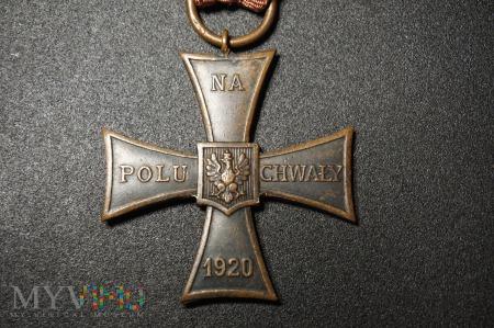 Krzyż Walecznych - Knedler nr:40002 - II RP - 4a.