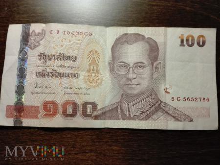 Tajlandia- 100 Baht