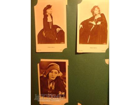 Album Strona Marlene Dietrich Greta Garbo 16