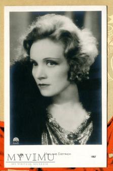 Marlene Dietrich EUROPE nr 1057