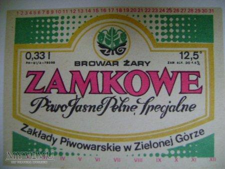 ZAMKOWE