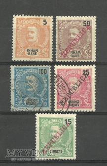 Mozambik -Inhambane