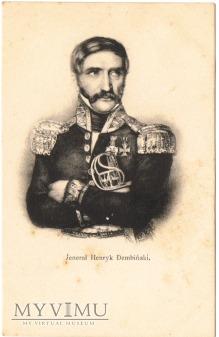 Jenerał Henryk Dembiński.