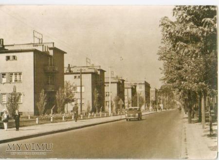 Stalowa Wola-Ulica Wandy Wasilewskiej (II)