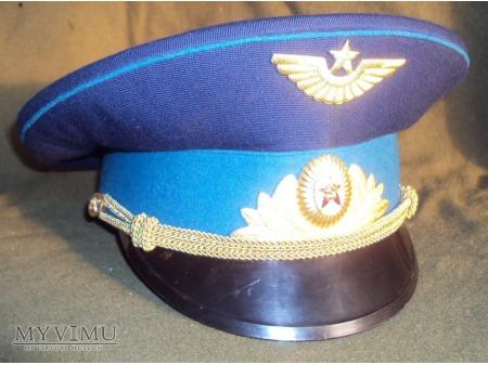 Czapka paradna oficera lotnictwa ZSRR