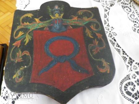 Herb Nałęcz- tablica herbowa