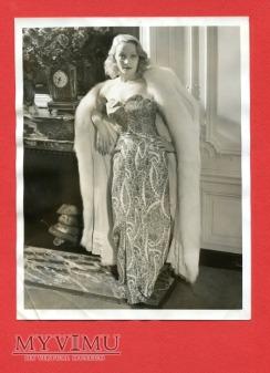 1941 Marlene Dietrich Hotel St. Regis New York