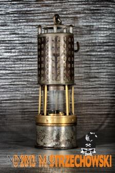 Duże zdjęcie Lampa górnicza benzynowa KOEHLER MFG. CO.