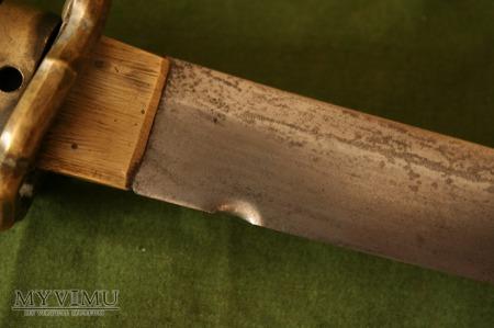 Japonski miecz (postrzelony)