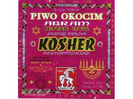Etykieta KOSHER 17