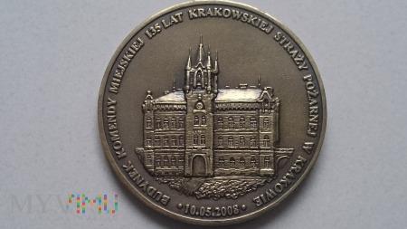 135 Lat Krakowskiej Straży Pożarnej