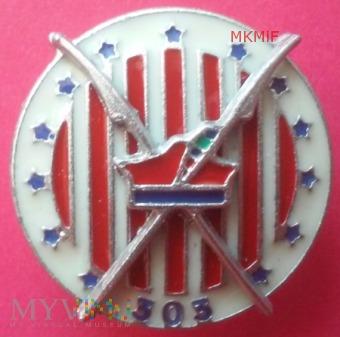 Odznaka 303 Dywizjon Myśliwski