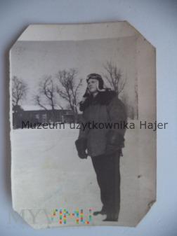 Zdjęcie pilot lotnik LWP lata 50-te