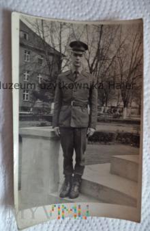 Duże zdjęcie Zdjęcie żołnierza LWP