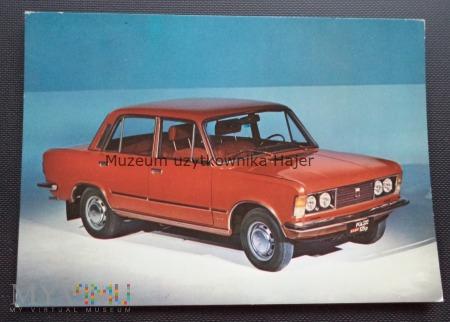 Polski Fiat 125p model 1975