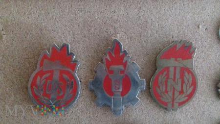 Odznaki sprawności i wyszkolenia strażaków OSP