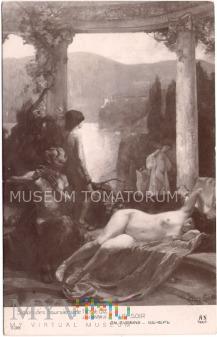 Cazes - Satyr i Nimfa - 1912