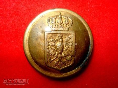 Duże zdjęcie Guzik urzędniczy pruski