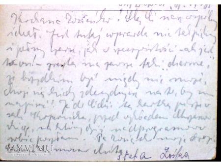 Rudolph VALENTINO Iris VERLAG Pocztówka c. 1926