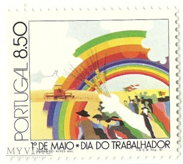 Święto 1 Maja - Portugalia