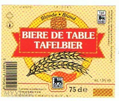biere de table tafelbier