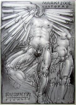Franciszek Starowieyski, Plakaty - Marki 2002
