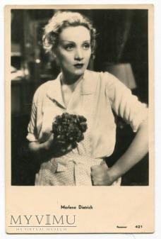 Marlene Dietrich MARLENA JOSPE Holandia nr 421