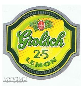 grolsch 2-5 lemon