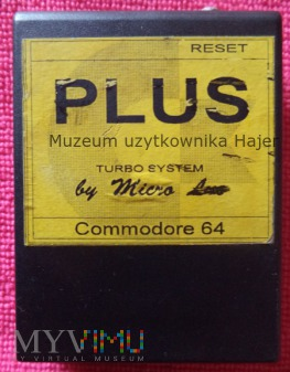 PLUS TURBO SYSTEM by Micra Lesc Commodore 64