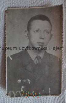 Duże zdjęcie Zdjęcie żołnierza LWP Starszy szergowy