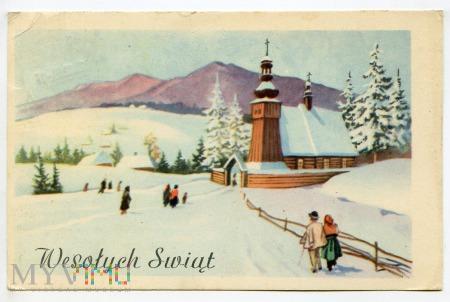 Wesołych Świąt 1949