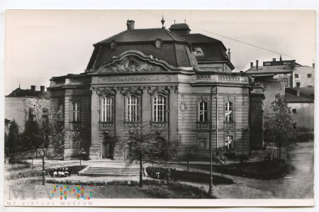 Cieszyn - Teatr im. A. Mickiewicza - 1958
