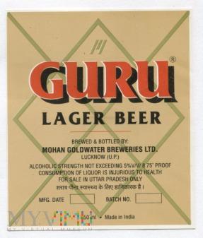 Guru, lager beer