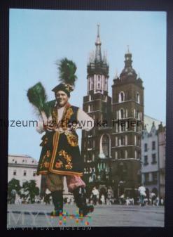 Strój krakowski Zdzisław Głąb Kraków