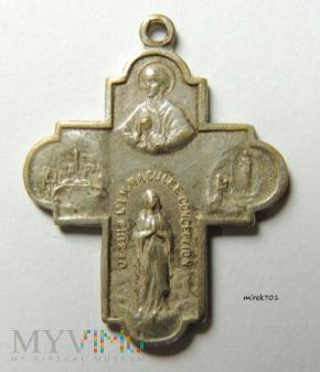 Krzyżyk Lourdes 1958