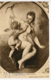 Jean-Antoine Watteau - Venus i Amor
