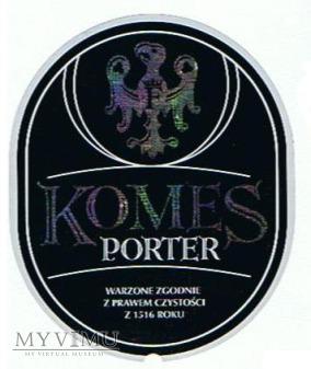 komes porter
