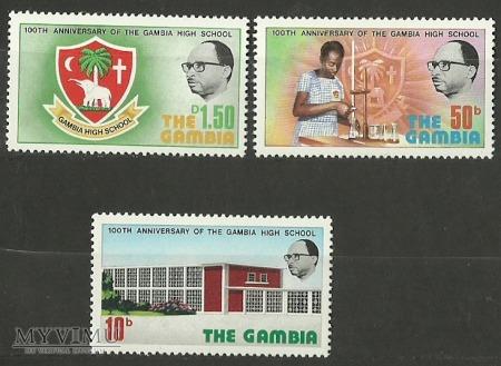 Gambia High School