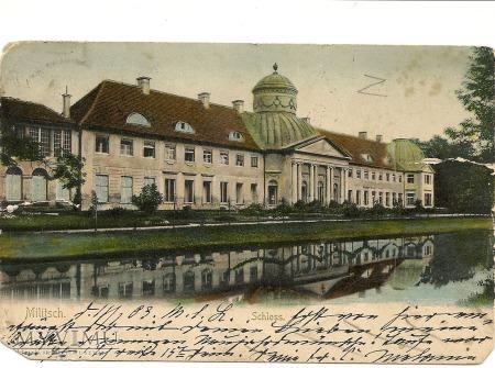 SCHLOSS MILITSCH 1903