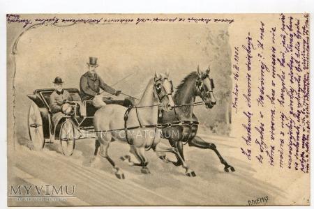 Powóz - 1901