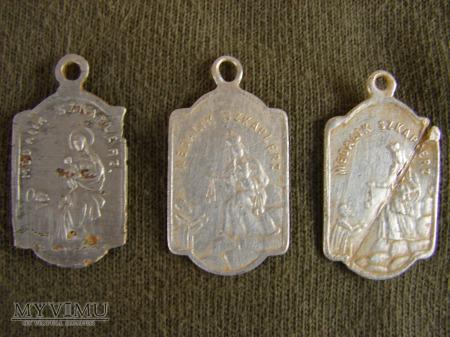 Medaliki skaplerze