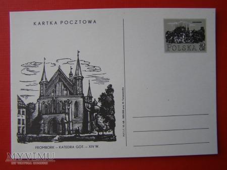 26. Frombork Katedra gotycka