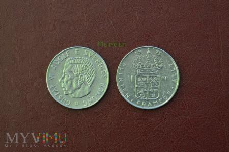 Moneta: 1 krona