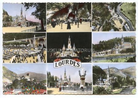 Lourdes - lata 50-te