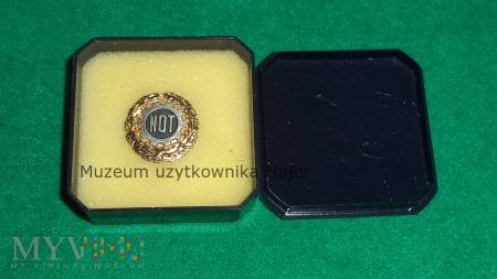 NOT - złota Naczelna Organizacja Techniczna