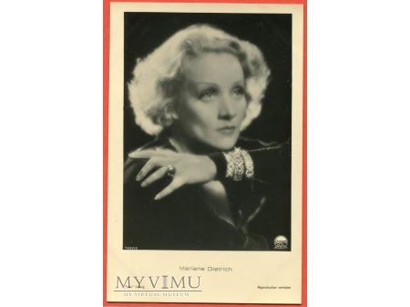 Marlene Dietrich Verlag ROSS 7292/2