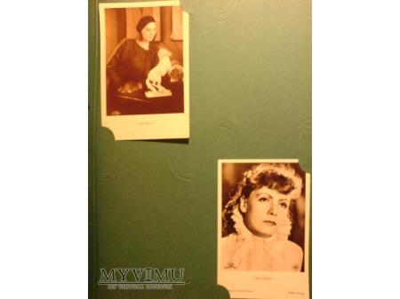 Album Strona Marlene Dietrich Greta Garbo 17