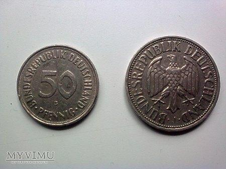 monety z 1950